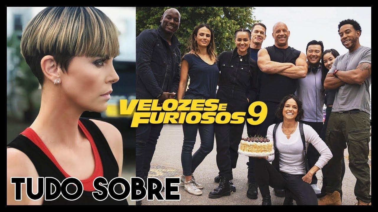 TUDO SOBRE VELOZES & FURIOSOS 9 (2020)