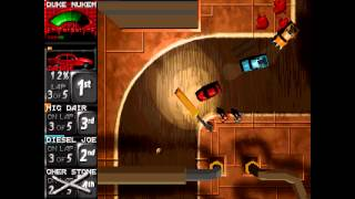 Death Rally Gameplay