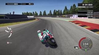 MotoGP 17 Moto2 Hafizh Syahrin Sachsenring Qualifying Session