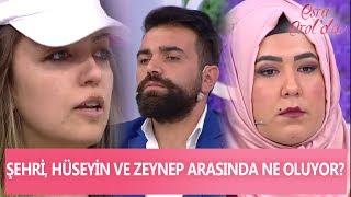"""Şehri: """"Hüseyin ile Zeynep beraber!"""" - Esra Erol'da 17 Mayıs 2017 - atv"""