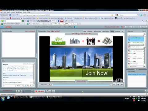 Daily Webinar - VP 3D Team April 14, 2012