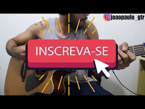 JP Oira - Propaganda - Jorge e Mateus Violão Cover
