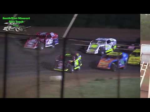 Dirt Track Crash Compilation Dec 2018 Racing Crashes @Springfield Raceway 6 of 10
