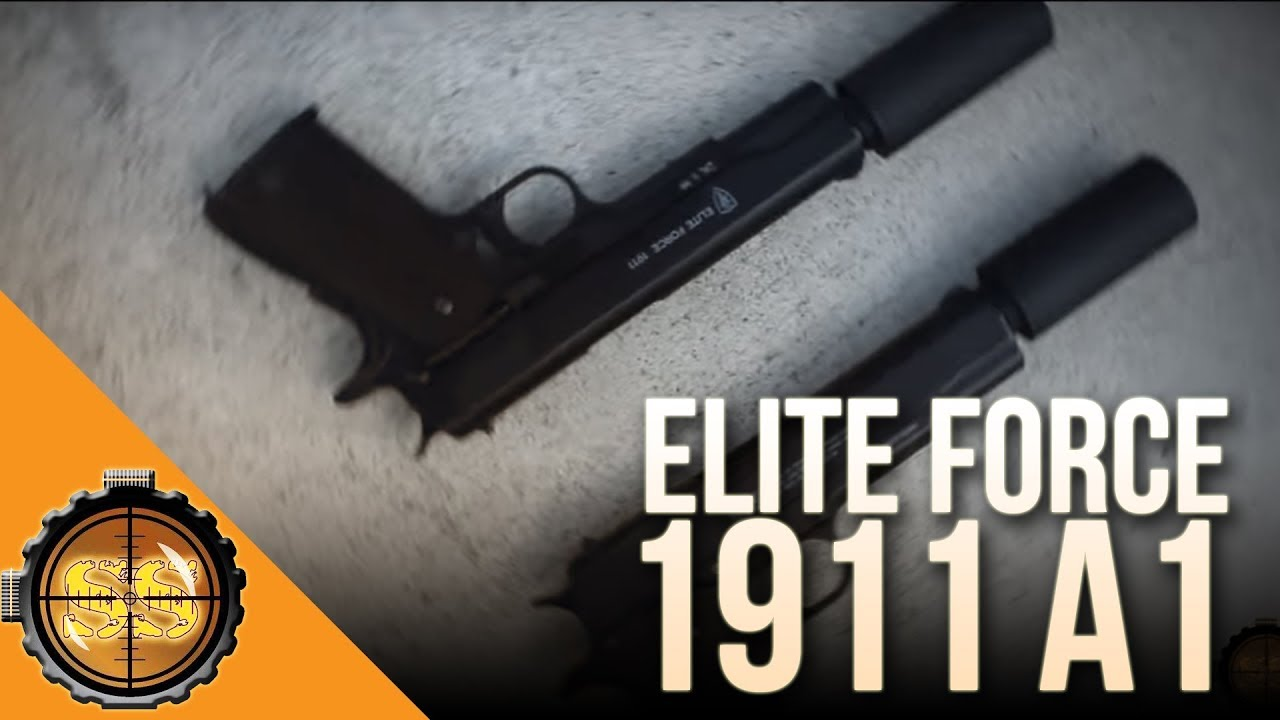 1911' in Thumpy's 3D House of Airsoft™ @ Scoop it | Scoop it