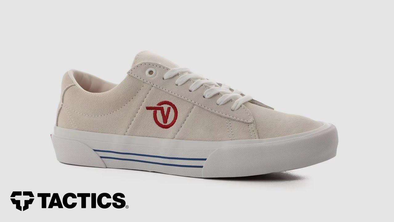 Vans Saddle Sid Pro Skate Shoes Review