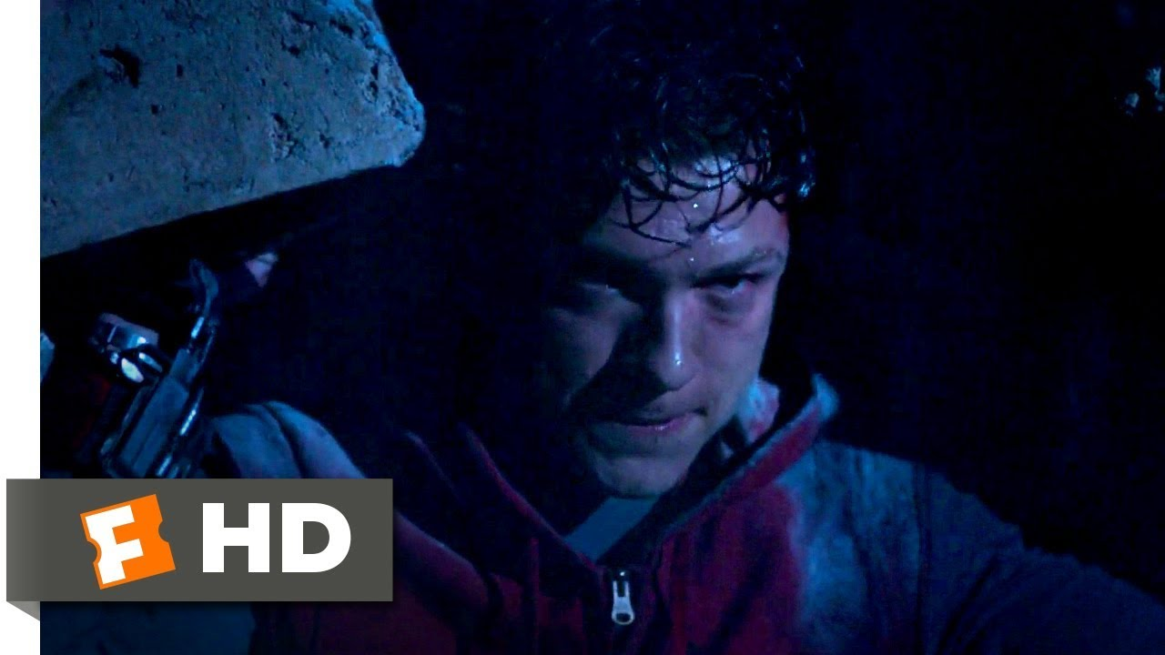Download Spider-Man: Homecoming (2017) - A Trapped Hero Scene (9/10) | Movieclips