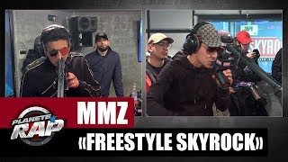"""[Inédit] MMZ """"Freestyle Skyrock"""" #PlanèteRap thumbnail"""