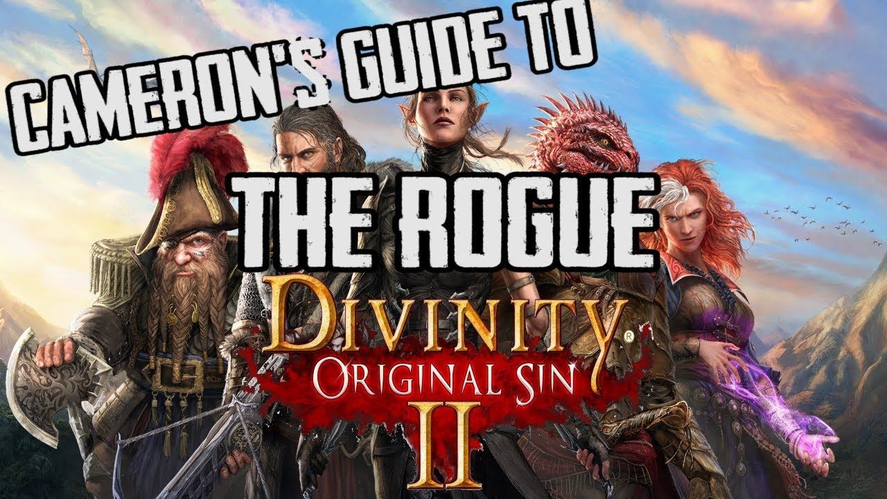 Divinity: Original Sin 2 Class Guide - The Rogue