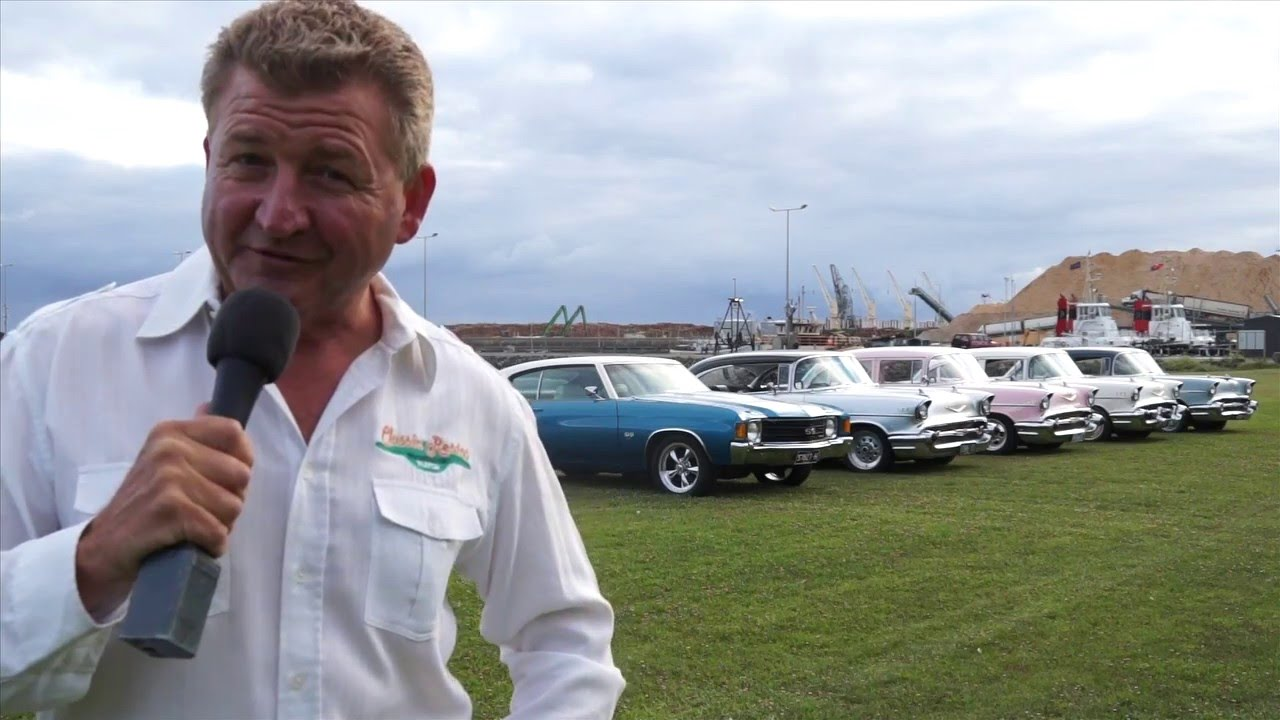 2016 Classics by the Bay Show n Shine: Classic Restos - Series 30