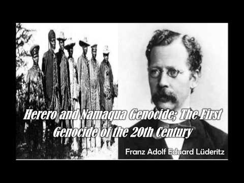 Herero and Namaqua Genocide; The First Genocide of the 20th Century (K.I.K)