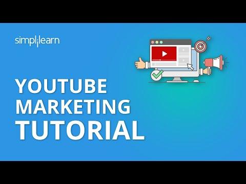 YouTube Marketing Tutorial - Social Media Marketing Tutorial For Beginners - Simplilearn - 동영상