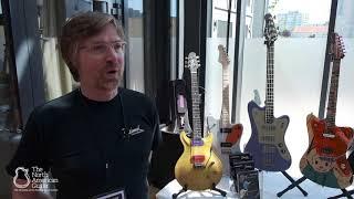HGGS 2018: Deimel Guitarworks