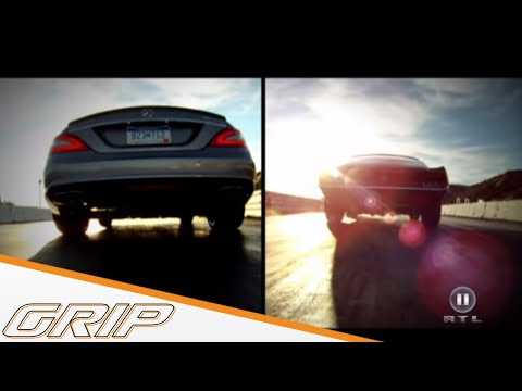 Mercedes CLS 63 AMG vs. Musclecar - GRIP - Folge 137 - RTL2