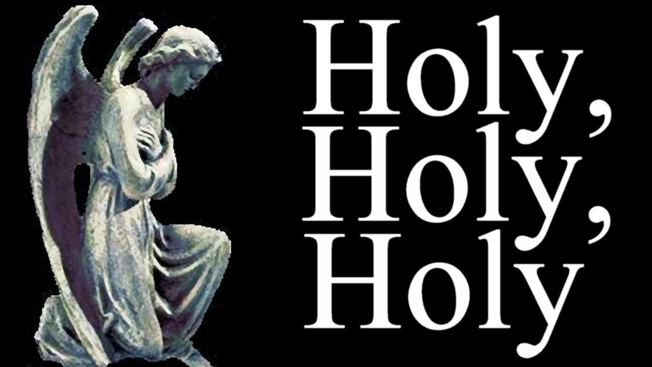 Holy, Holy, Holy - Christian Choir Hymn with Lyrics