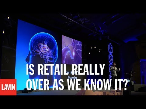 Retail Speaker and Futurist Doug Stephens: Is Retail Really Over As We Know It?