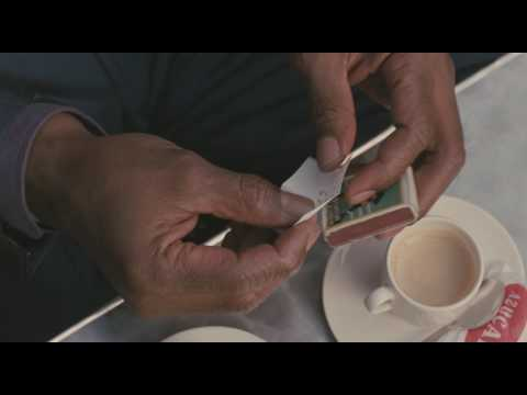 The Limits of Control 2009 HD  Jim Jarmusch. With Isaach De Bankolé