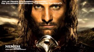 "City of Prague Philharmonic Orchestra-The Fellowship (Soundtrack""The Lord Of The Rings"")"