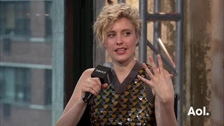 "Greta Gerwig on ""Mistress America"""