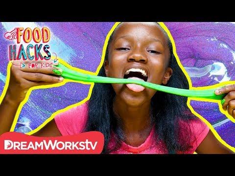 Edible Slime Hacks | FOOD HACKS FOR KIDS