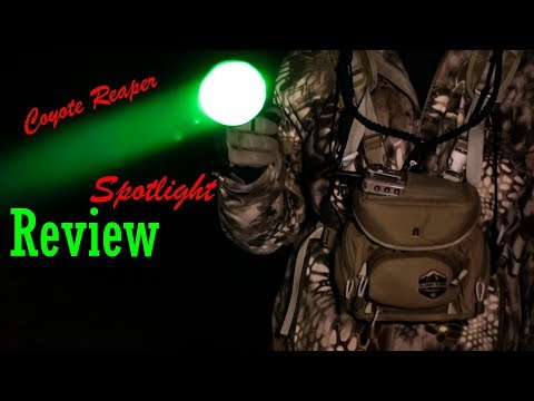 Predator Tactics Coyote Reaper SPOTLIGHT REVIEW