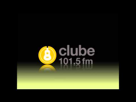 Prefixo - Clube FM - 101,5 MHz - Curitiba/PR