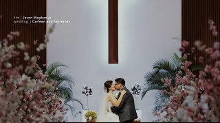 Carleen and Kesterson: A Wedding at Grace Christian Church