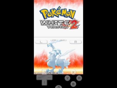 How To Play Pokemon White 2 On Any Android Device