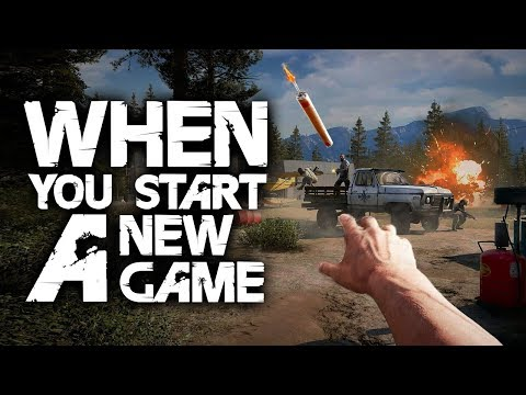 Far Cry 5: 10 Things To Know When Starting A New Game