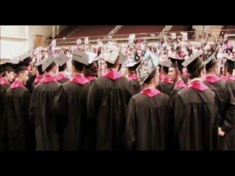 Conway MO High School Graduation 2016