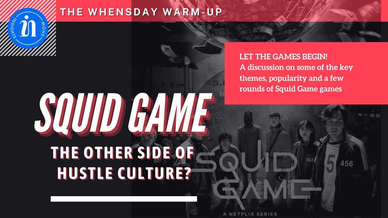 Download SQUID GAME (NETFLIX SERIES): WHAT DOES IT SAY ABOUT SOCIETY?