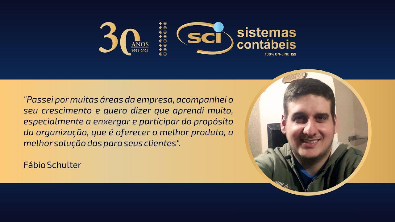 SCI 30 ANOS: uma empresa com alma, coração e propósito