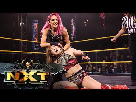 Sarray vs. Dakota Kai: WWE NXT, Aug. 10, 2021