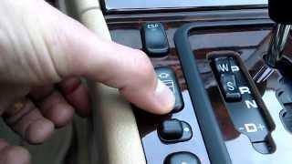 mercedes benz e320 center console review