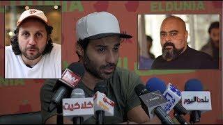 بعد ظهوره في مسلسل اللعبة هل يعود أحمد فهمي للتمثيل مع هشام ماجد وشيكو