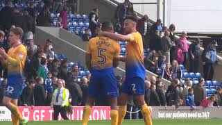 Stags celebrate big win at rivals Chesterfield