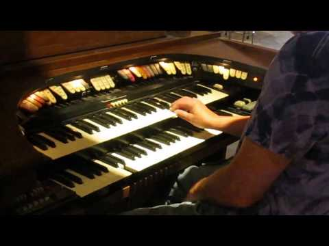 The Old Kent Market Organ with Ted O'Brien--1 of 3