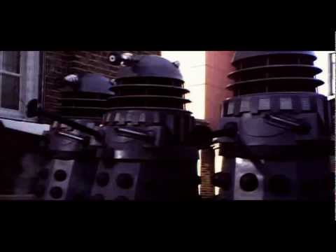 Doctor Who: Remembrance of the Daleks (Action Movie) Trailer