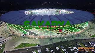 NEW SAKARYA STADIUM  NIGHT VIEW (GECE GÖRÜNTÜSÜ)