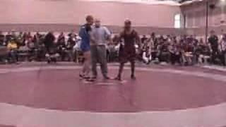 2008 OUA Wrestling Championships - 02/16/08