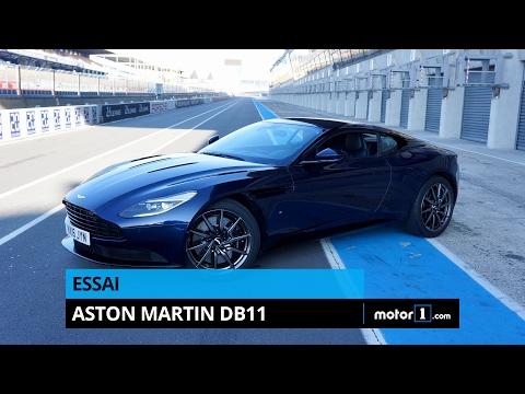 Essai - Aston Martin DB11 (2017)