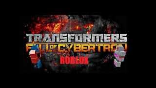 caduta di Cybertron:ROBLOX Rising Trailer