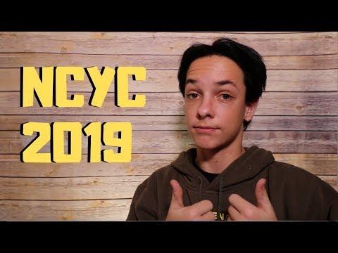 NCYC 2019 (I gave a TALK?!)