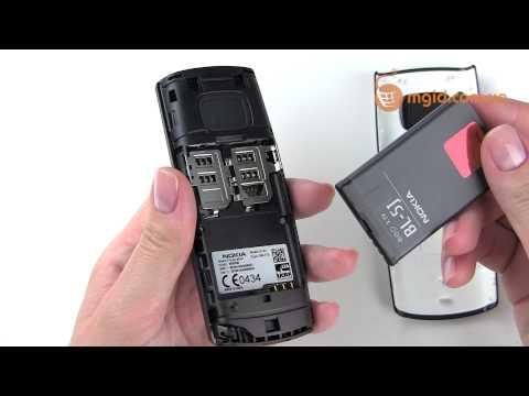 Видеообзор телефона Nokia X1-01