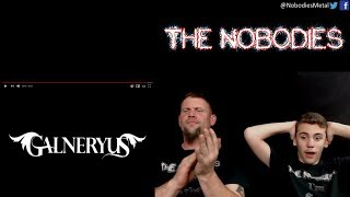 NOBODIES REACTION!!!: Hunting For Your Dream (Galneryus)