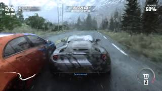 Photo Realistic Driving game : DRIVECLUB™ - Difficult weather