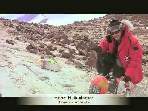 Excavating Triassic Fossils in Antarctica -- Antarctica Video Report #7