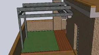 01 dise os de terrazas patios y jardines youtube - Disenos de terrazas ...