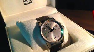 Montblanc TimeWalker Voyager UTC - watch review - Ident Nr: 109137