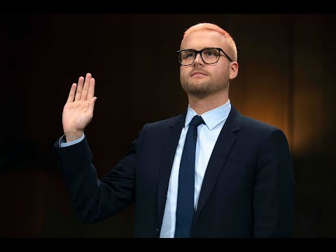 Cambridge Analytica whistleblower Christopher Wylie testifies before Congress - watch live