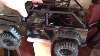 Axial SCX10 Dingo Kit Build.